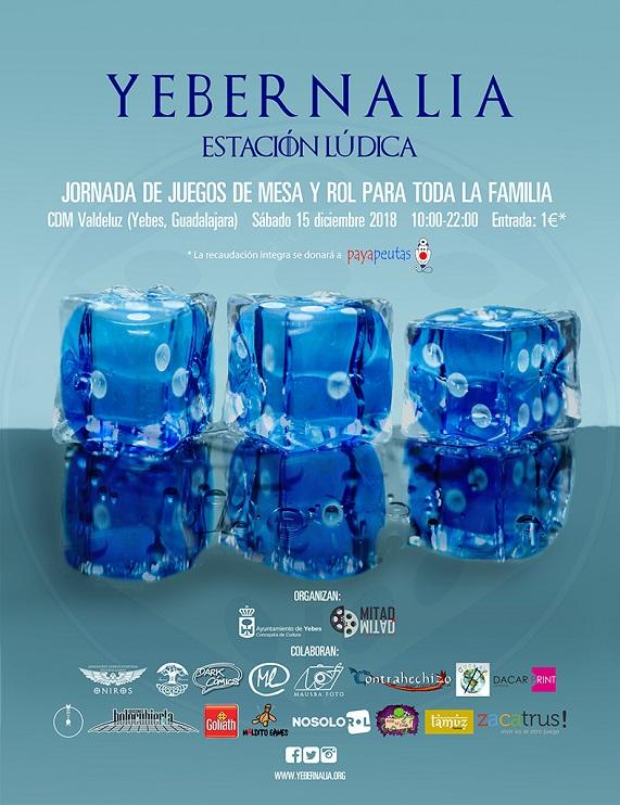 Ayuntamiento De Yebes Con Mas De 120 Juegos De Mesa Yebernalia